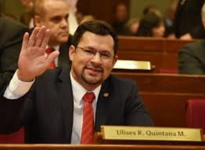 Ulises Quintana afirma que se postulará a la intendencia de Ciudad del Este