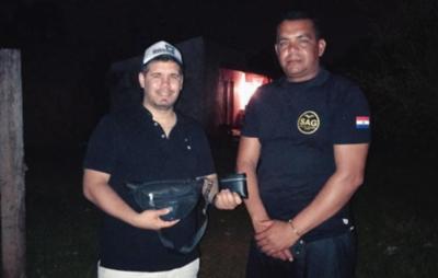 HOY / Guardia devuelve G. 5 millones y será premiado con un viaje a Brasil