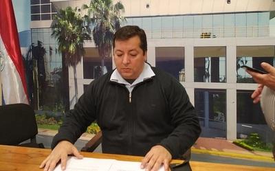 Defensor Adjunto pide juicio político del Defensor Miguel Godoy