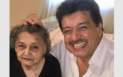 'El pionero' Rubén Rodríguez se despidió de su mamá