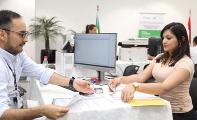 Inició la recepción documentos para inscripción a selectivo de Itaipu