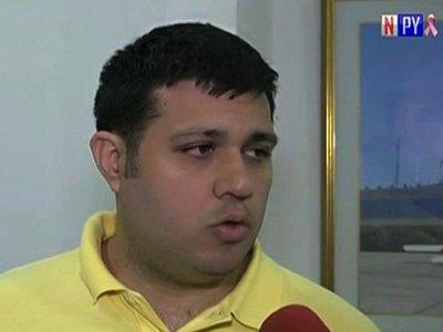 Hijo de González Daher reaparece en la Junta de Luque