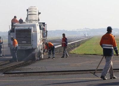 OACI recomendó mejor calidad para sellado de pista en aeropuerto