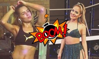 Bailarina de la pelea en vivo en Baila Conmigo Paraguay sufría agresión de su novio según la otra chica del staff