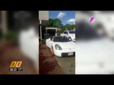 Concejal con lujoso vehículo responde a críticas