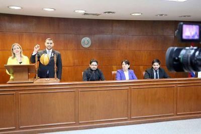 Sorteo de preopinantes de causas de la Sala Civil
