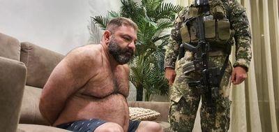 Detienen en lujosa residencia a narco con orden de captura