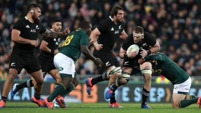 HOY / El Mundial de rugby ingresa a una fase decisiva