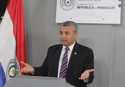 """""""No es traición"""" haber designado a un opositor en el Ministerio del Interior, según Villamayor"""