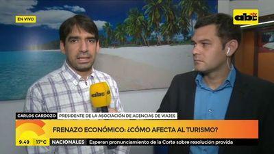 Frenazo económico: ¿Cómo afecta al turismo?