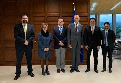 Paraguay es electo por primera vez miembro del comité de coordinación de la OMPI