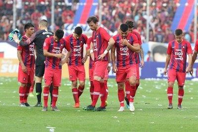 Mala noticia para Cerro: Reposo para su mejor jugador