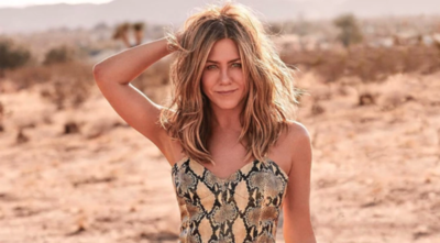 Jennifer Aniston se unió a Instagram y la primera foto que publicó causa furor