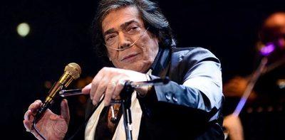 Falleció el cantautor argentino Cacho Castaña