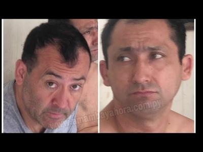 EN PJC, CAEN CHILENOS BUSCADOS POR ROBO EN ENCARNACIÓN