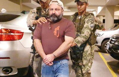 Jefe narco Levi Felicio será expulsado a Brasil