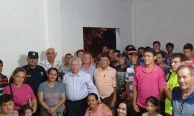 LA SEGURIDAD PÚBLICA EN LOS BARRIOS  COMUNIDADES CONFORMAN COMISIONES VECINALES