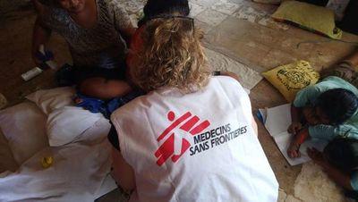 MSF evacua a sus equipos del noreste de Siria