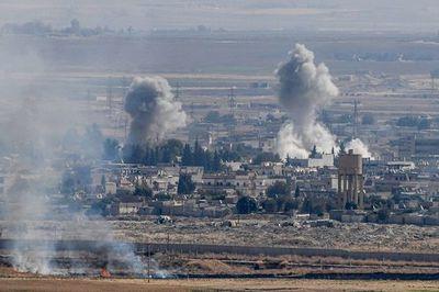 Ofensiva turca amenaza resucitar al EI con prisioneros yihadistas fugados