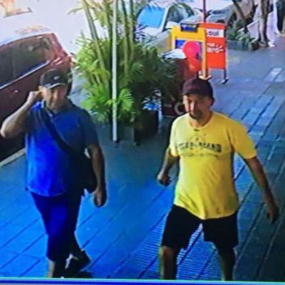 Chilenos detenidos por realizar 30 robos en 4 meses