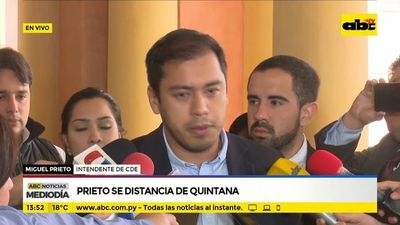 Miguel Prieto apunta a reelección en CDE