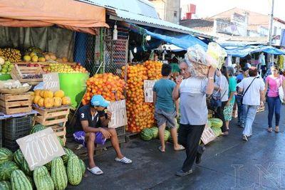 Paraguay con repunte económico de 0,8% pero sigue en plano negativo