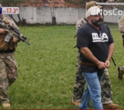 Fue expulsado Levi Adriani Felicio, importante jefe narco