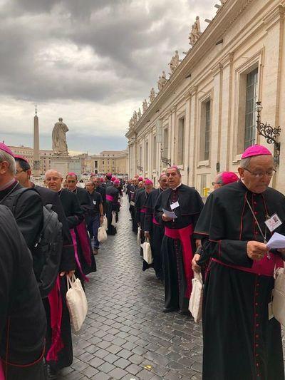 Monseñor Edmundo Valenzuela será miembro de la Comisión de Redacción del Sínodo Panamazónico