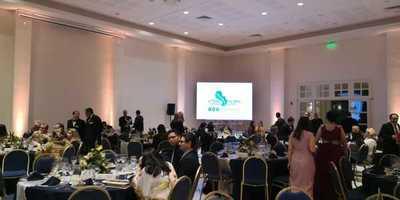 """Exitosa concurrencia en cena de gala de """"A Todo Pulmón"""" en el Centenario"""