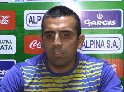 Carlos Recalde apunta a un torneo internacional con Capiatá