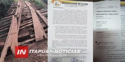 PUENTE SAN CARLOS EN CALAMITOSO ESTADO ANTE NULA RESPUESTA DEL MOPC