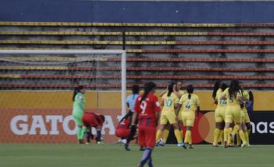 HOY / El campeón no pondera y golea a Cerro Porteño