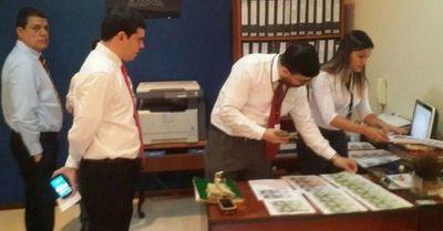 Prisión en Tacumbú para funcionario del Senado