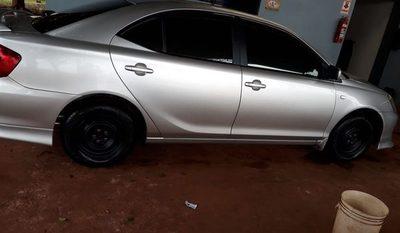 Con uniforme policial, raptan a mujeres y roban vehículo en Minga Guazú