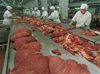 Argentina presiona a la baja los precios de la carne en Europa
