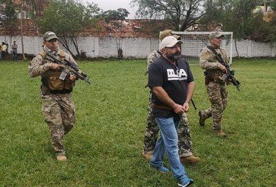 Narco expulsado había obtenido documentos paraguayos