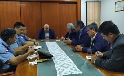 Gobernación articula acciones de seguridad a nivel universitario