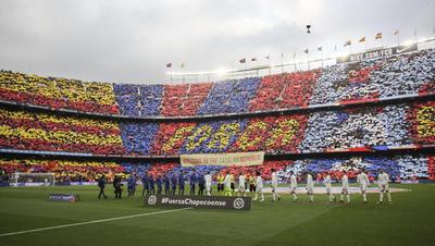 Solicitan cambio de estadio para el clásico español