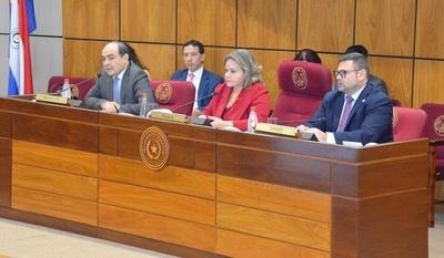 Comisión de RREE recibe explicaciones sobre caso Arrom, Martí y Colman