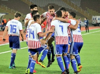 HOY / Están los 21 paraguayos para el Mundial Sub 17
