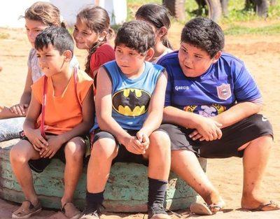 Tres de cada diez niños sufren de sobrepeso