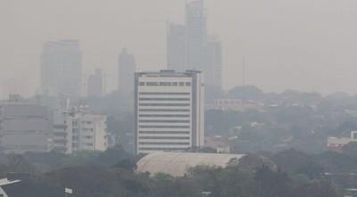 Humo de incendios forestales es cancerígeno y permanecerá en el ambiente al menos dos meses