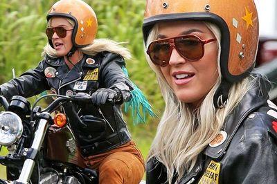 """""""Harleys in Hawaii"""", escuchá la nueva canción de Katy Perry"""