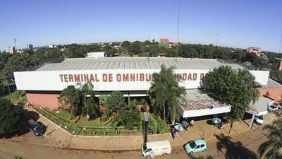 Establecen nuevas tarifas para la terminal de CDE
