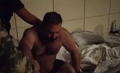 Senad le cae a capo narco mientras dormía plácidamente