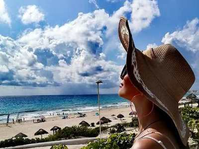 Mariela Bogado vuelve a mostrarse en bikini