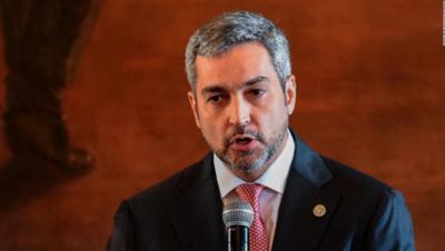 Abdo dice que el Paraguay está sano y que saldrá adelante en los próximos años
