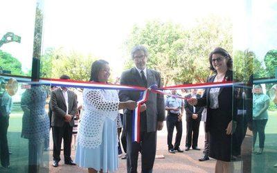 Habilitan nuevo local del Juzgado de Niñez y Adolescencia en Itakyry