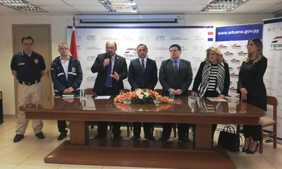 Aduanas resaltó labor conjunta en lucha contra la informalidad