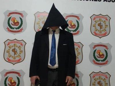 Funcionario de Diputados fue detenido por abuso sexual